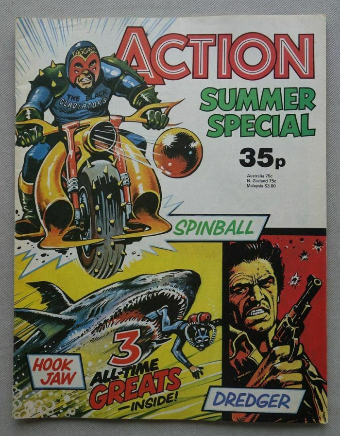 Action Summer Special 1978