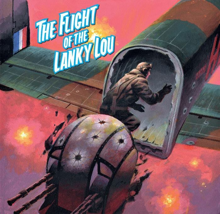 Commando 5409: Action and Adventure: The Flight of the Lanky Lou Full