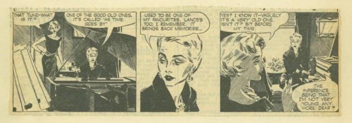 Carol Day - Lance Hallam - Episode 155