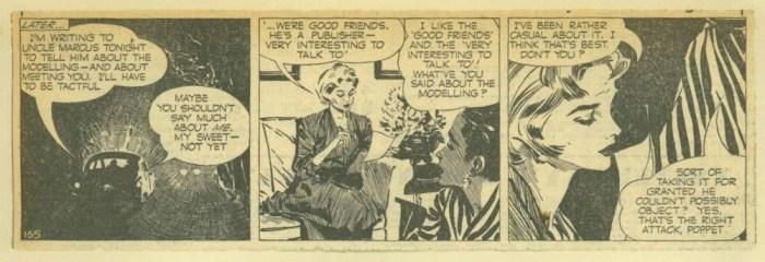 Carol Day - Lance Hallam - Episode 165