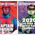 ComicScene History of Comics Books 5 to 8