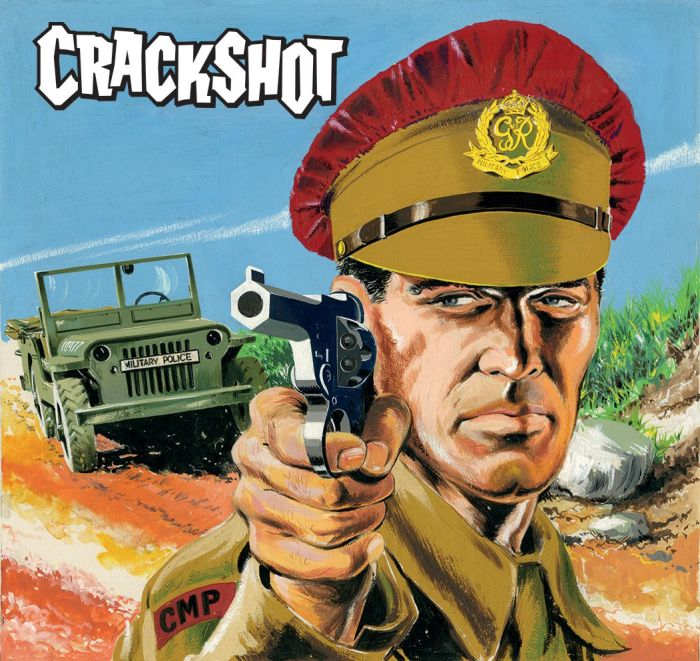 Commando 5420: Gold Collection - Crackshot - Full