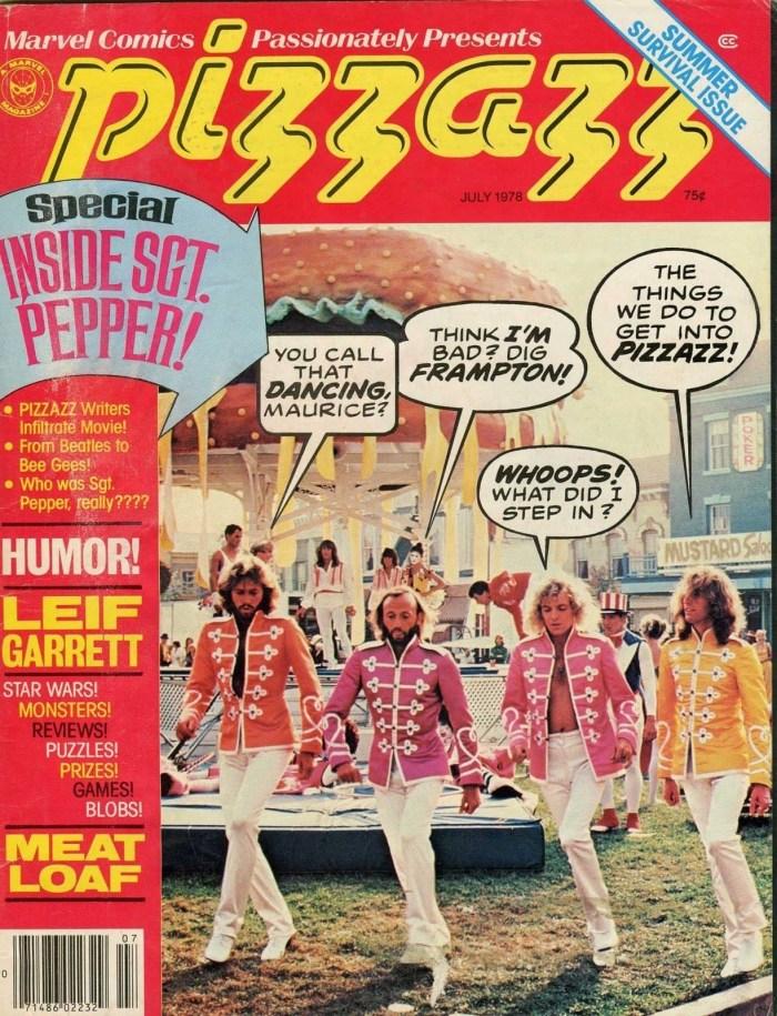Pizzazz - June 1978