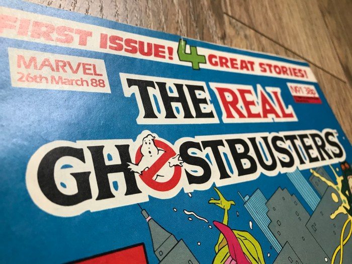 Oh, the memories this comic, in particular this edition brings back!