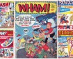 "Odhams Press ""Power Comics"" - Wham!, Smash! pow!, Fantastic and Terrific"