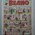 Beano - 17th March 1951 - first appearance of Dennis the Menace