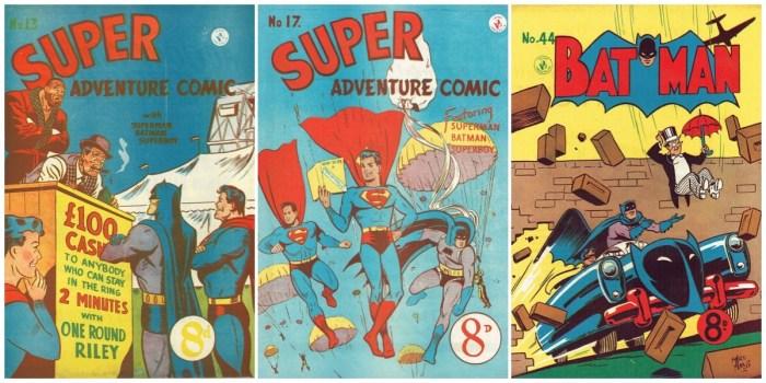KG Murray's Super Adventure Comic