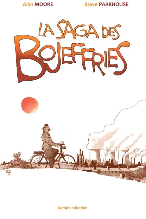 The Bojeffries Saga - French Collection Cover