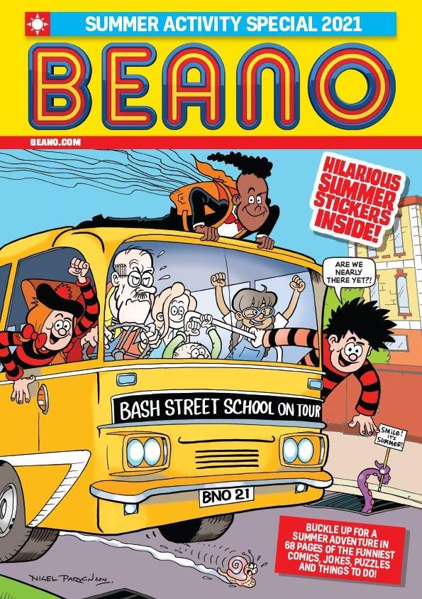 Beano Summer Special 2021
