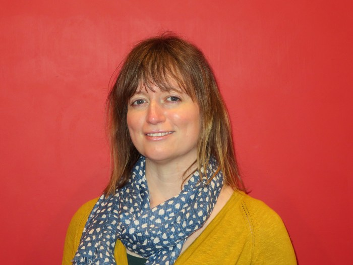 Cartoon Museum Commercial Manager Holly Burrows