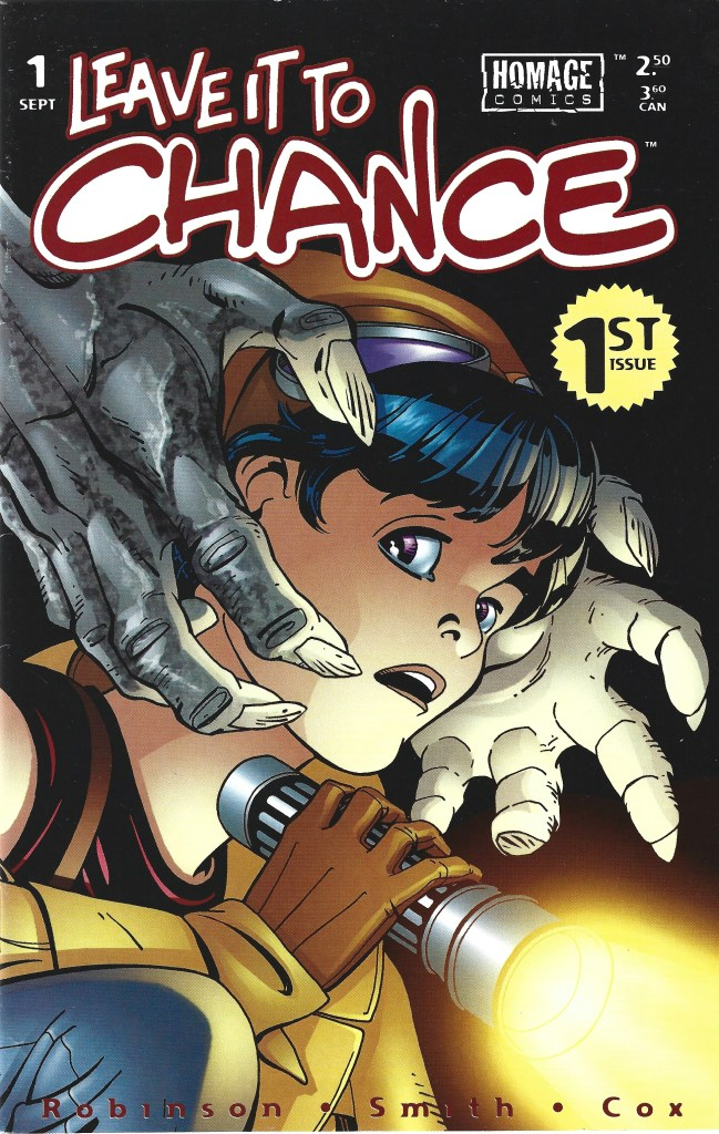 Leave it To Chance #1