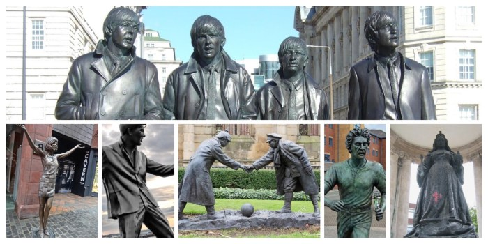 Just some of  Liverpool's many states. Images courtesy Tim Quinn