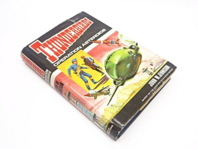 Thunderbirds - Operation Asteroids