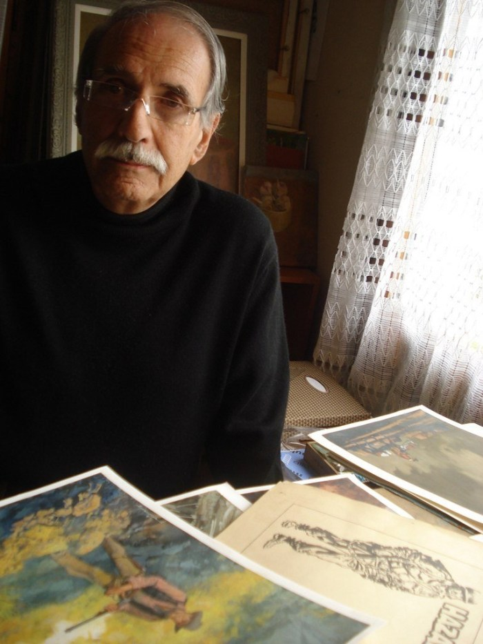 The late Jorge Longarón, who died in 2019. Photo: Norma Editorial