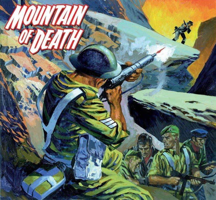 Commando 5428: Gold Collection - Mountain of Death Full
