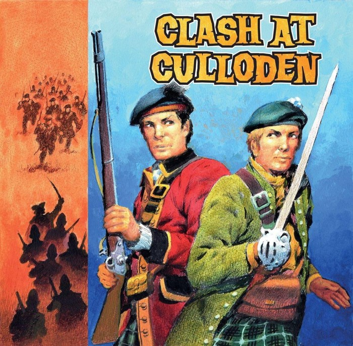 Commando 5427: Home of Heroes - Clash at Culloden Full