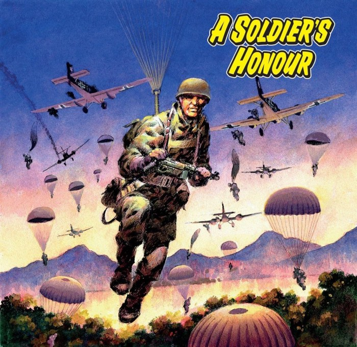 Commando 5435 Home of Heroes: A Soldier's Honour Full