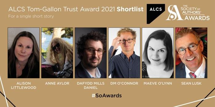 The ALCS Tom-Gallon Trust Award