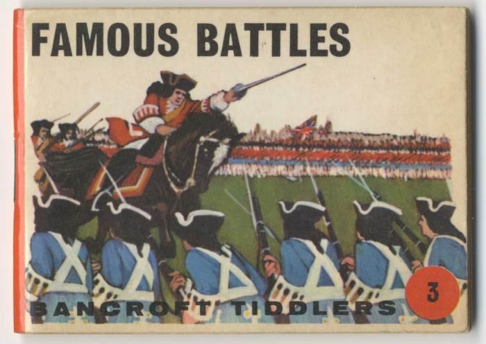 Bancroft Tiddlers 3 - Famous Battles