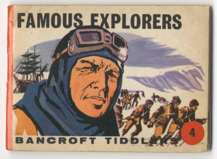 Bancroft Tiddlers 4 - Famous Explorers