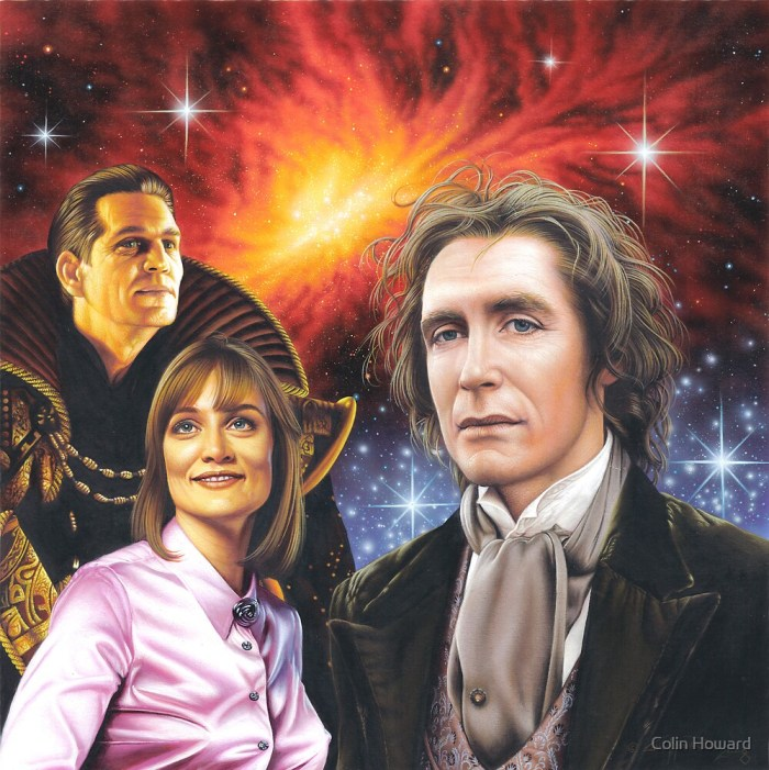 Doctor Who - The Eighth Doctor  by Colin Howard