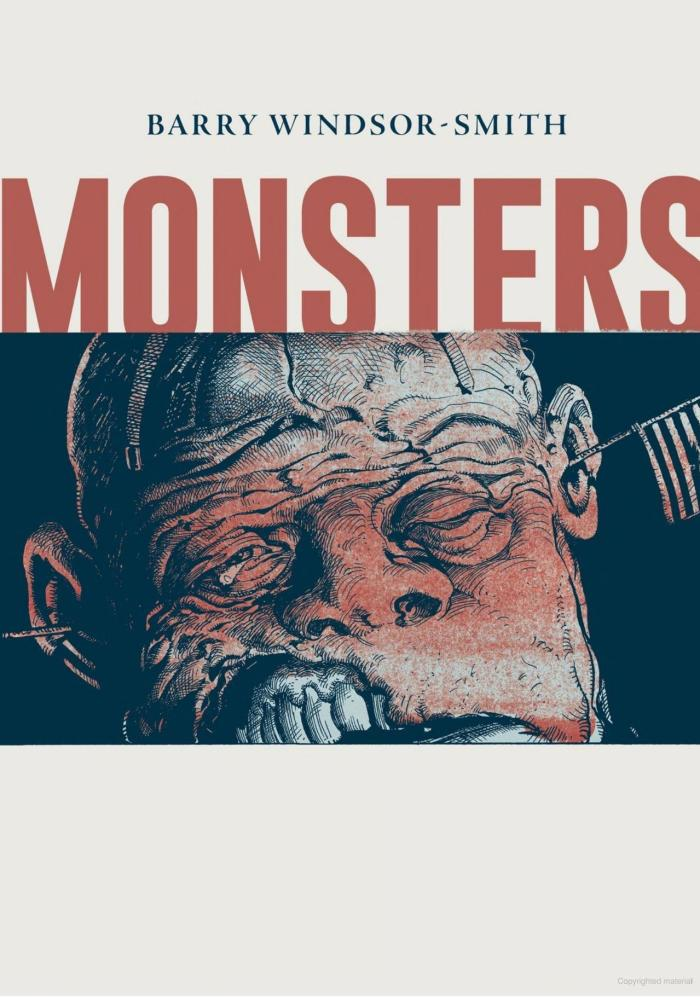 Monsters by Barry Windsor-Smith