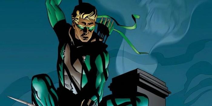 DC Comics Connor Hawke