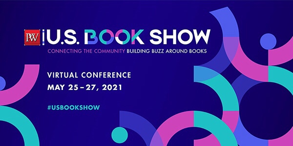 US Book Show 2021 Banner