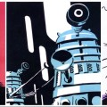 Doctor Who Monsters by Rian Hughes