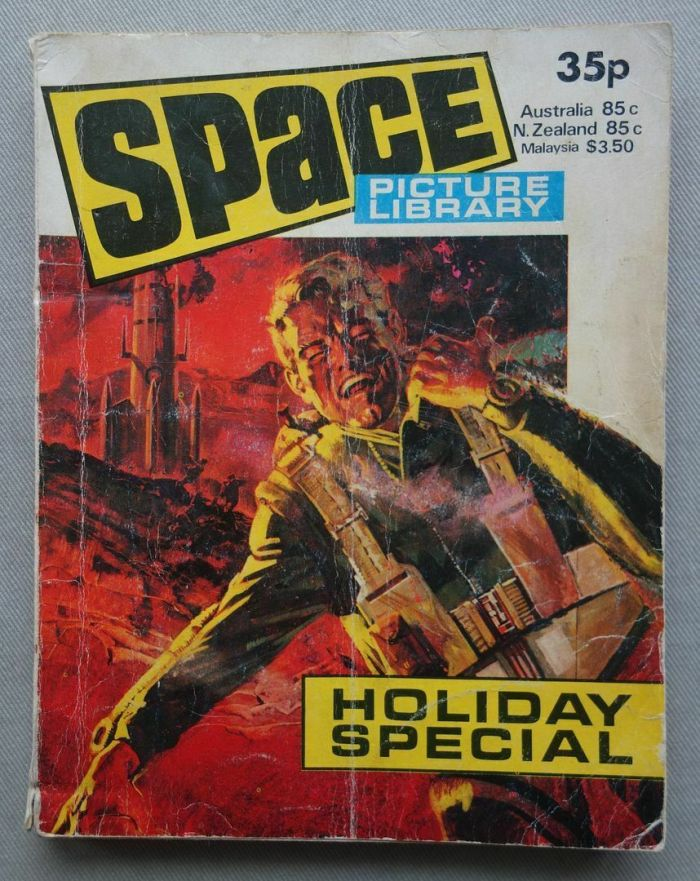 Space Picture Library Holiday Special 1979