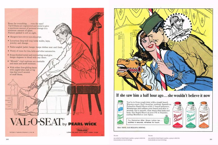 The Art of the Real Tom Sawyer Advertising Spread