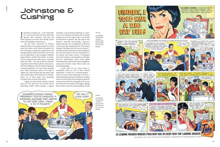 The Art of the Real Tom Sawyer Sample Spread