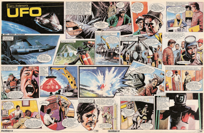 UFO strip from Countdown