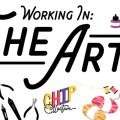 """The CHIP Collective's """"Working in: The Arts"""" anthology"""