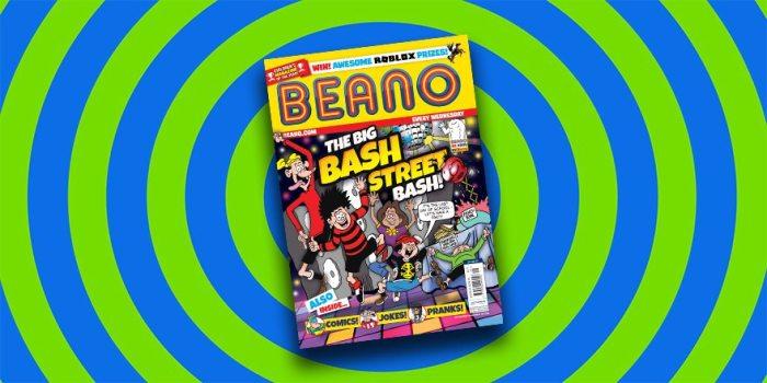 Beano 4095 Banner