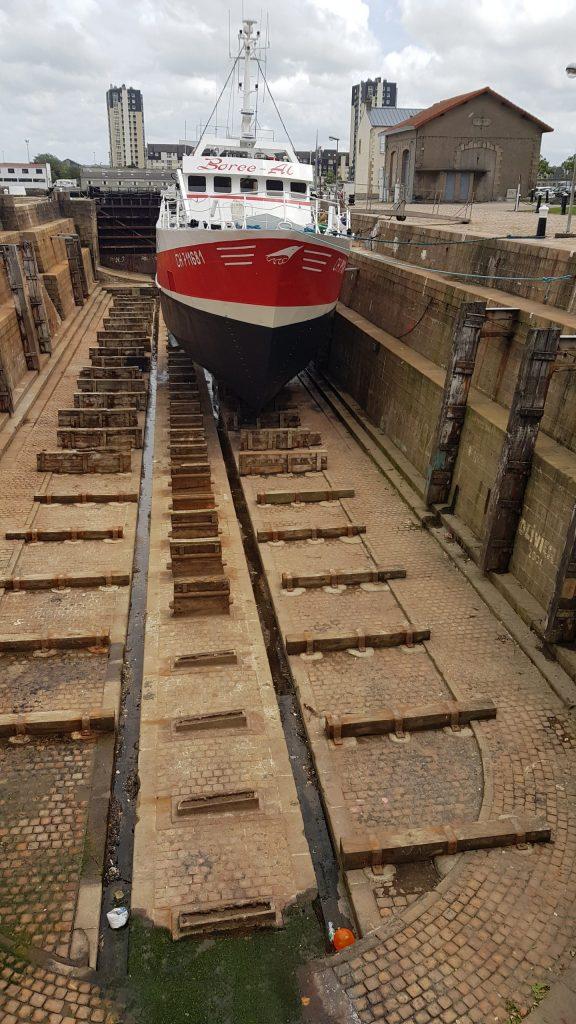 Cherbourg - Dry Dock 2021