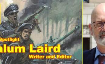 Creating Comics - Calum Laird (2021)