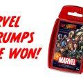 Win Marvel Top Trumps