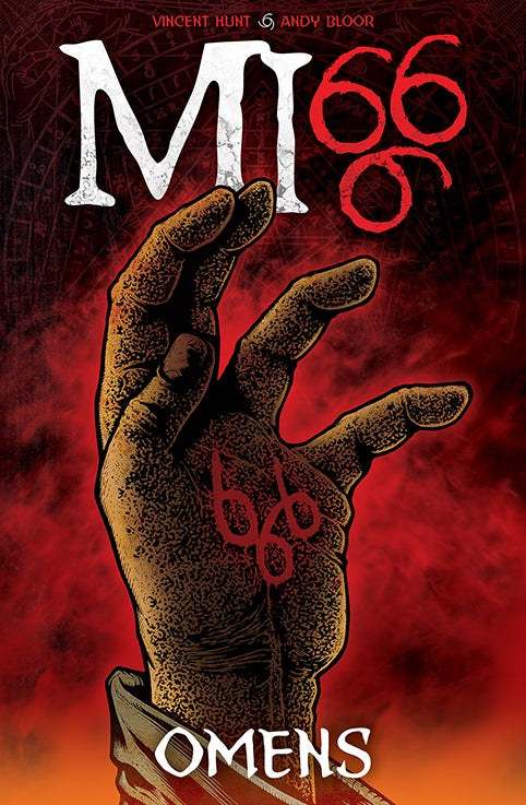 Andy Bloor's MI666 is just one of many comics offered via the Buy Small Press platform