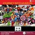 Journey into Marvel - Forge Mill Needle Museum, Redditch 2021