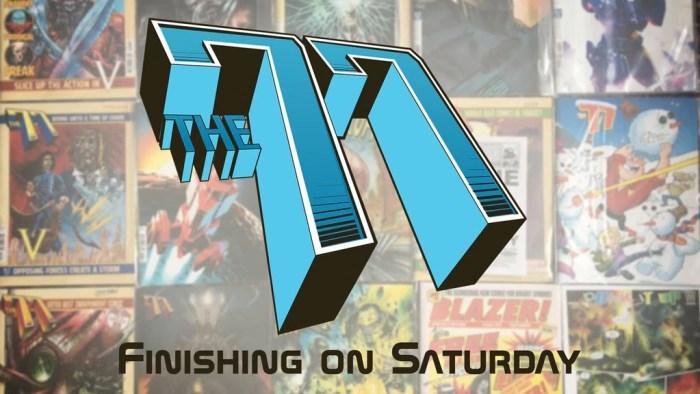 The77 Kickstarter Promotional Banner