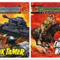 Commando issues 5463-5466