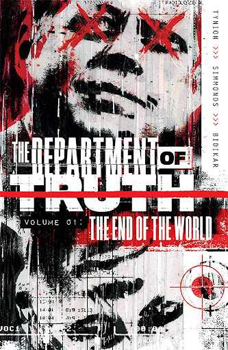 The Department Of Truth (James Tynion IV/ Martin Simmonds – Image Comics)