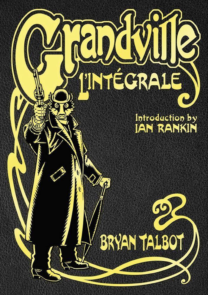 Grandville L'Integrale - Cover