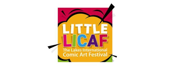 Lakes International Comic Art Festival Little LICAF Banner