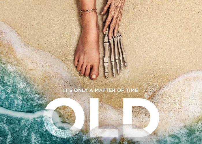 Old (2021) - Poster