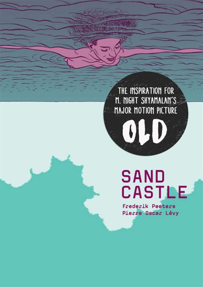 Sandcastle by Pierre Oscar Levy and Frederik Peeters