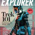 Star Trek Explorer - The Official Magazine - Newstand Cover