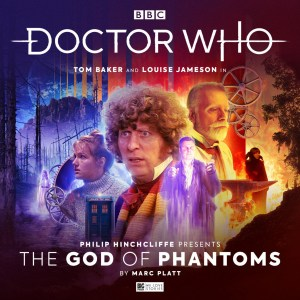 Doctor Who - The God of Phantoms (Big Finish) - art by Ryan Alpin