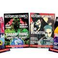 History of Comics Nos. 9 - 12